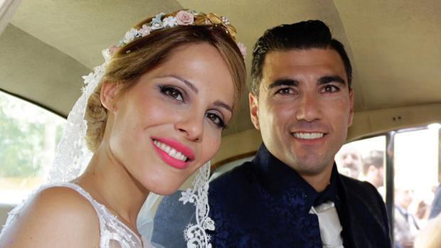 Noelia López y José Antonio Reyes