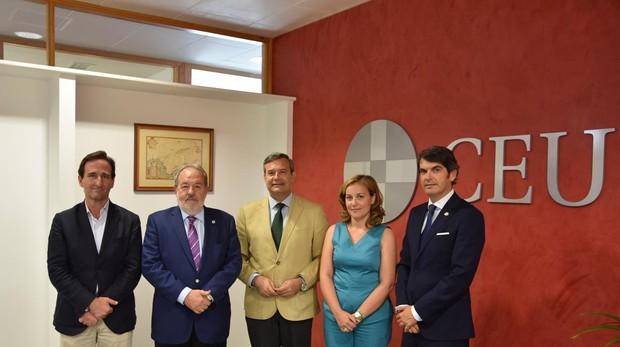 Colaboración entre CEU Andalucía y el Grupo IHP Pediatría