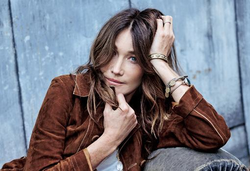 Carla Bruni, one of the headliners of the Iconic Sevilla Fest