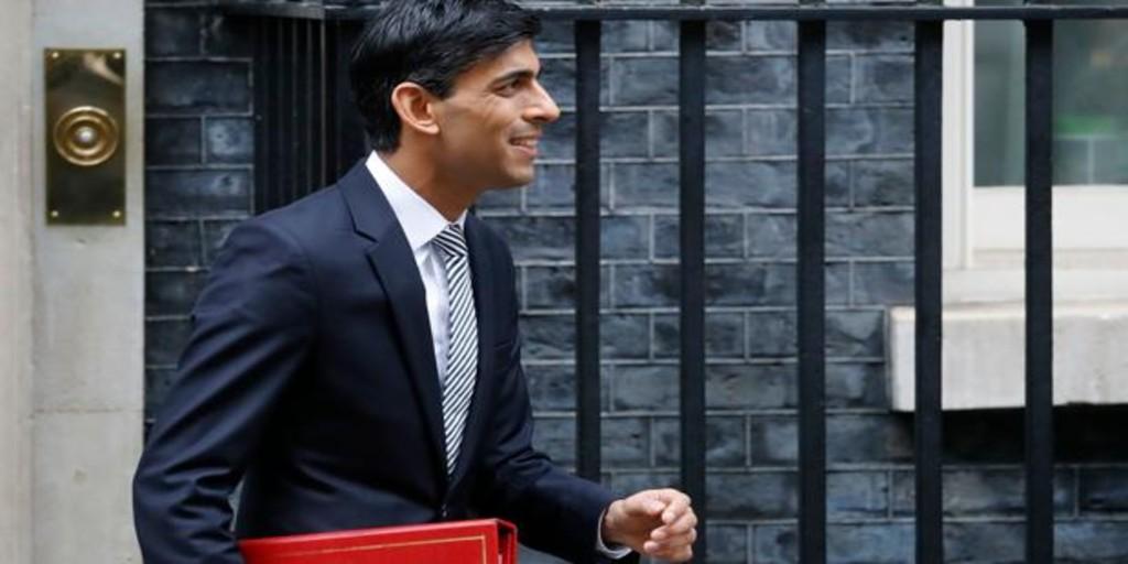Rishi Sunak, el ministro «junior» a cargo de las Finanzas de Reino Unido