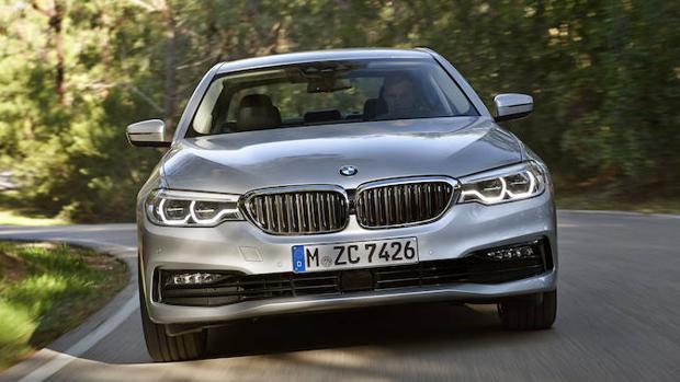 El nuevo BMW 530e iPerformance a la venta desde 60.500 euros
