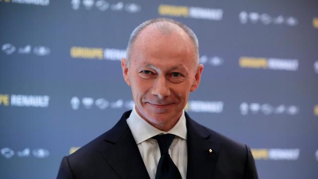 Thierry Bollore, CEO de Renault