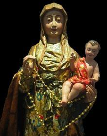 La Virgen de Copacabana