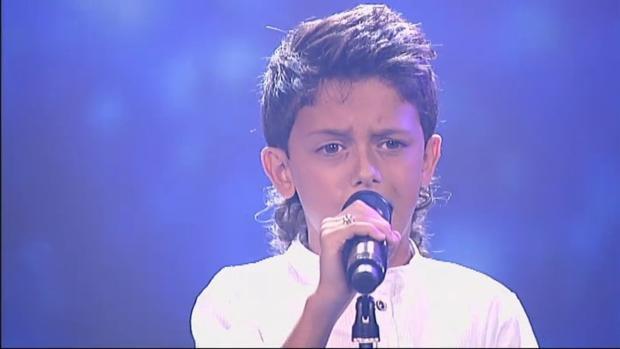 El Balilla, concursante de la priemra edición de La Voz Kids
