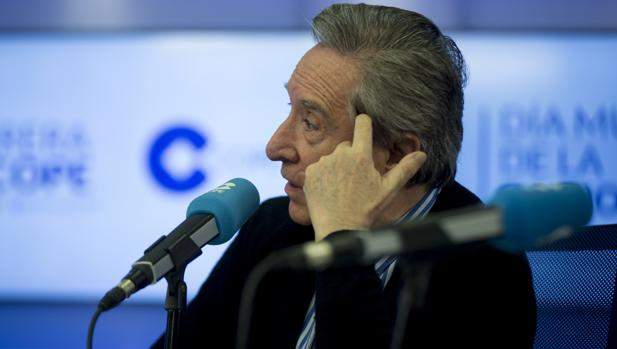 Iñaki Gabilondo en una foto de archivo