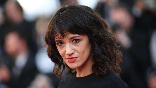 Asia Argento, en Cannes