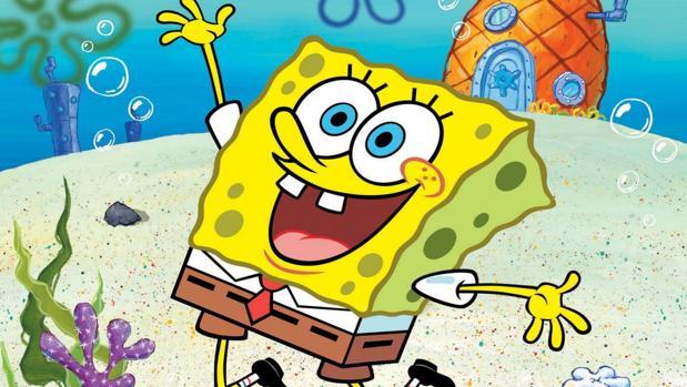 Bob Esponja es uno de los personajes de animación más importantes de la televisión