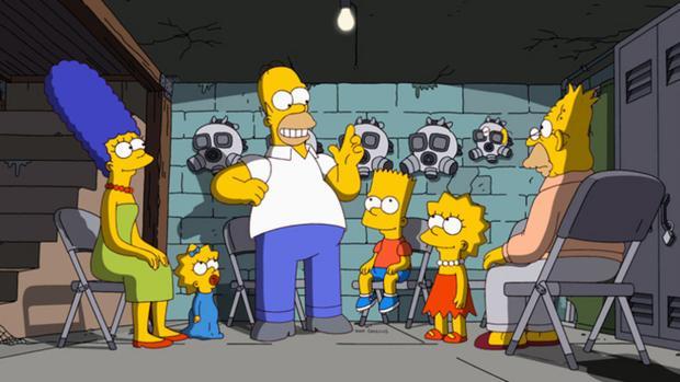 «Los Simpson»