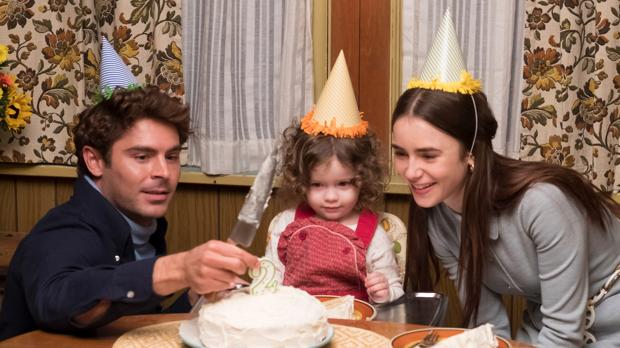Lilly Collins protagoniza «Extremely Wicked, Shockingly Evil and Vile» junto a Efron