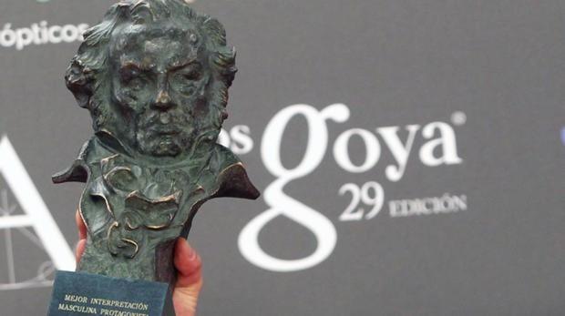 Un premio Goya