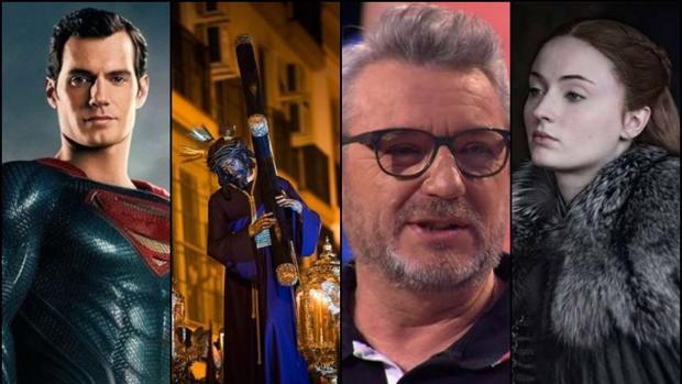 La programación especial de Semana Santa afectará a cine, procesiones, programas y series