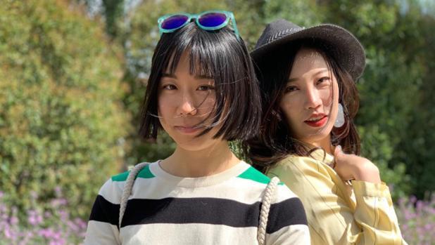 Yhu y Shu, las jóvenes chinas que protagonizarán «Spain Passion»