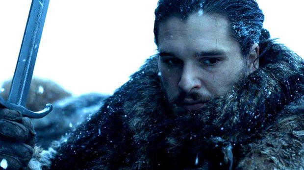 Jon Nieve en «Juego de Tronos»