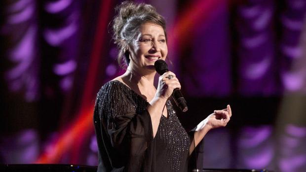 Enriqueta, este miércoles en «La Voz Senior»