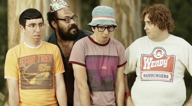 Escena de «Campamento Flipy», en el top 10 de lo peor valorado en FilmAffinity