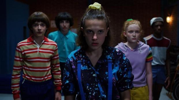 Imagen de la tercera temporada de Stranger Things