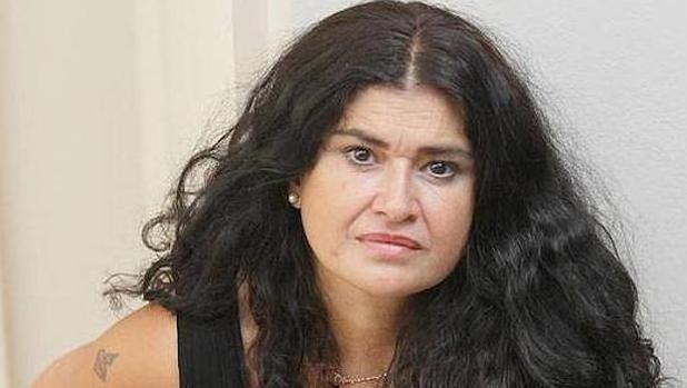 Lucía Etxebarría, en una foto de archivo