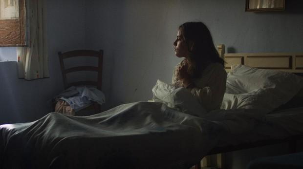 Julia Lallana en «Ojos negros»