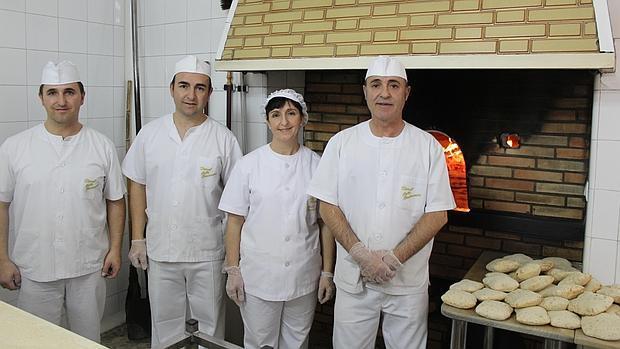 Antonio, Manuel, Mari Carmen y Rafael son la cuarta generación del negocio familiar