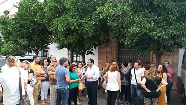 Trabajadores y Ayuntamiento han denunciado la situación de «colapso» que sufre el centro