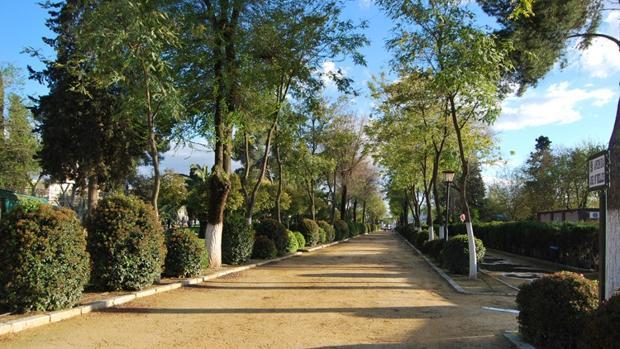 El parque de Consolación de Utrera será uno de los recintos que acogerá esta iniciativa