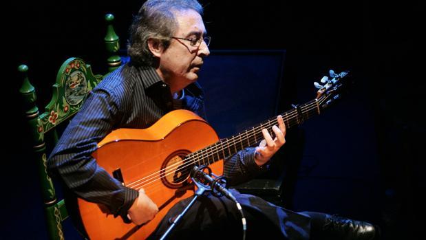 El guitarrista Enrique de Melchor, fallecido en 2012