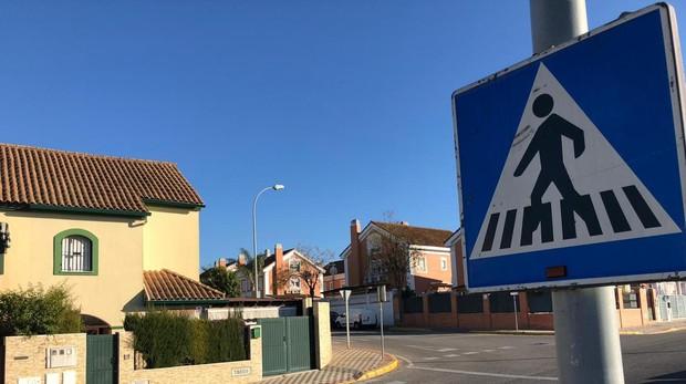 Uno de puntos más denunciado por este vecino se encuentra en la calle Tiberio