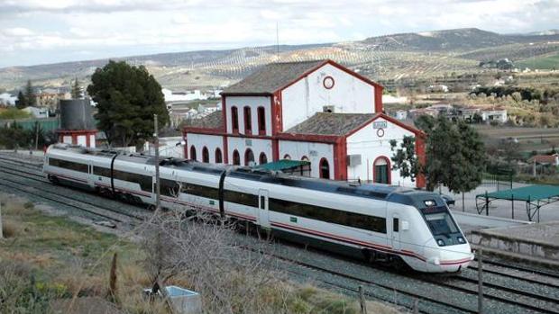El 9 de febrero está convocada una concentración ciudadana ante el «deterioro» del servicio de trenes en la Sierra Sur
