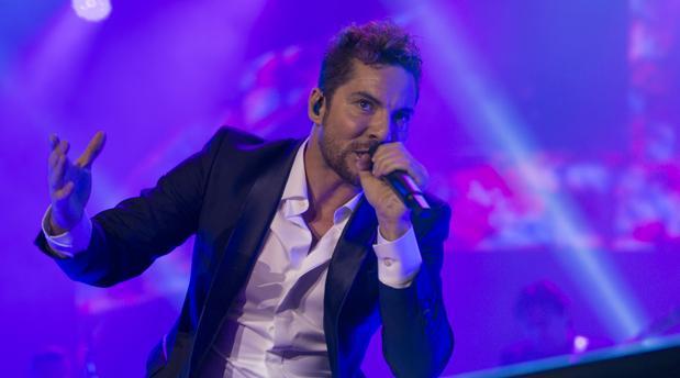 El cantante almeriense David Bisbal actuará en septiembre en Mairena del Aljarafe