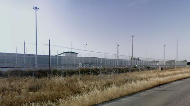 Señalización de la Cárcel de Sevilla II