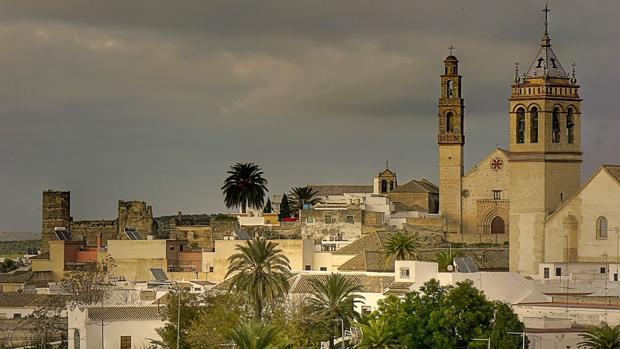 Una de las vistas de Marchena, que acogerá unas jornadas sobre los judíos y sefardíes apellidados De Marchena