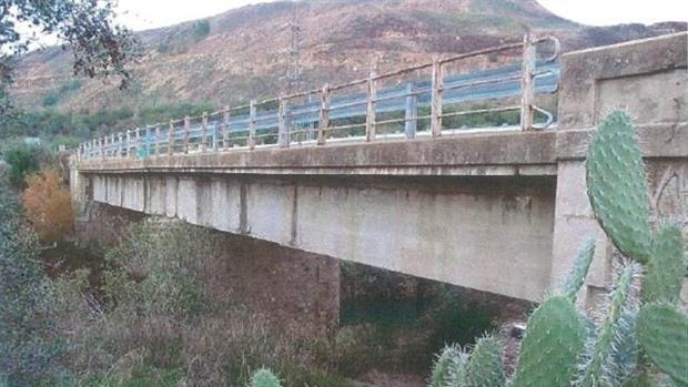 El puente de los Frailes entre Aznalcóllar y Sanlúcar contará con dos carriles