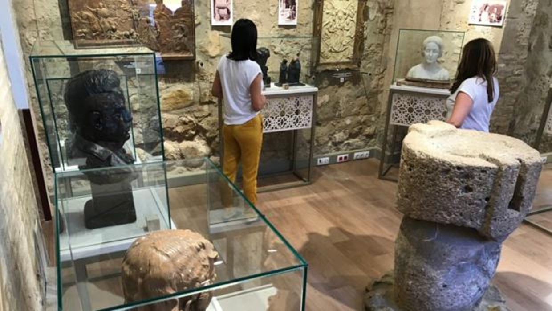 El museo arqueologico de Marchena lo visitara hoy rafael