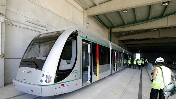 El coste final de la línea 1 del Metro alcanza ya los 774 millones de euros más intereses de demora