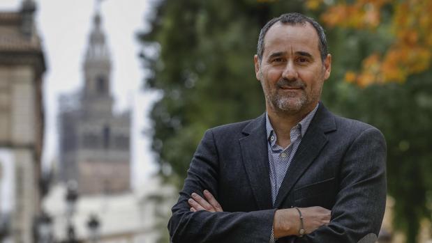 Pablo Arenas, presidente de los hosteleros de Sevilla