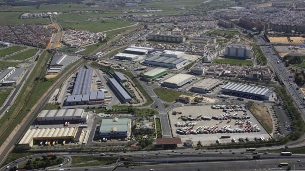 Centro de Transportes de Mercancías (CTM) de Sevilla