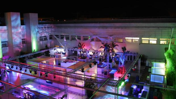 Discoteca Plaza de Europa