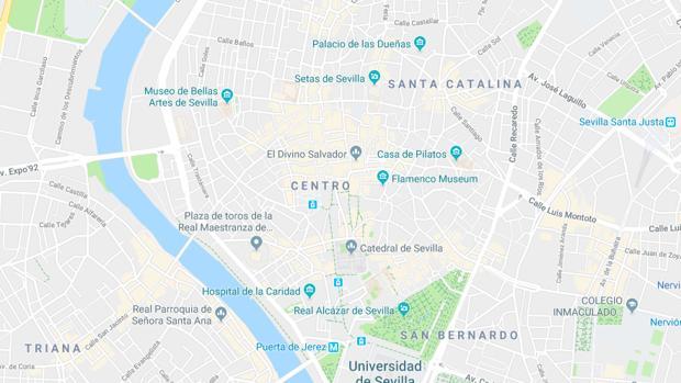 Mapa De Sevilla Capital Callejero.Nuevas Calles De Sevilla Cuando El Nomenclator Cambia Su Adn
