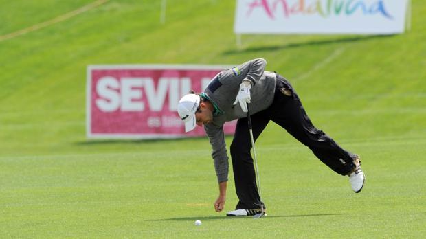 El Club de Golf de Sevilla fue escenario del Open de España en 2012
