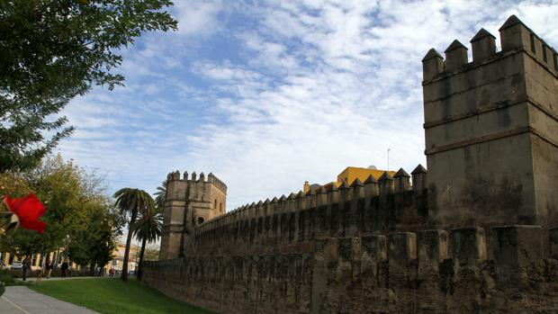 Muralla de Sevilla por la Macarena