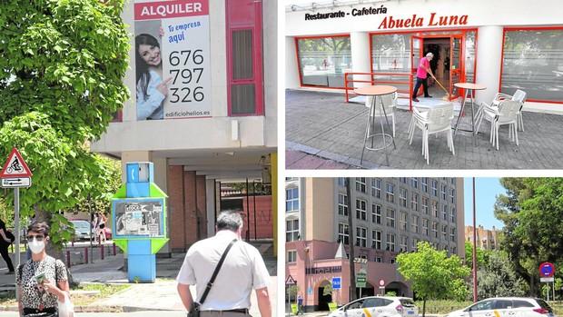 Hostelería, gasolineras, oficinas y taxis, víctimas colaterales del teletrabajo