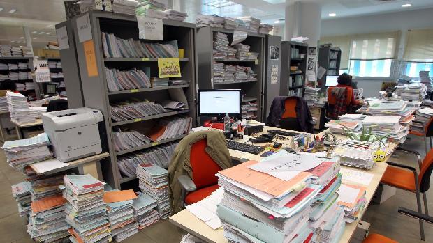 Los juzgados de lo Social de Sevilla están fijando juicios por despido para finales de 2023