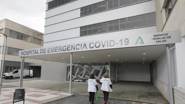 La cuarta ola del Covid en Sevilla se mantiene estable con mínimo repunte de la presión hospitalaria