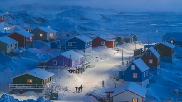 Primer premio: Invierno Groenlandés
