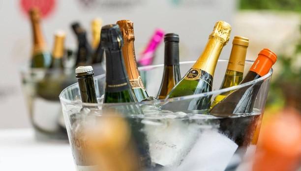 Varias botellas de Gramona, de Corpinnat, una asociación de elaboradores del Penedès